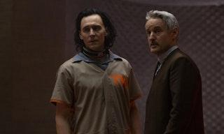 Loki official trailer