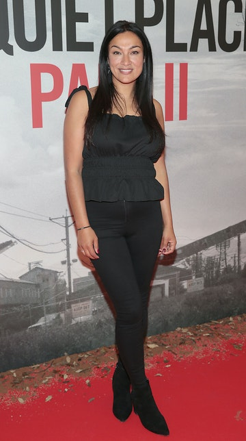 Gail  Kaneswaran pictured at the 'A Quiet Place Part II 'screening at the Odeon Cinema in Point Square ,Dublin. Picture  Brian McEvoy/ PIP